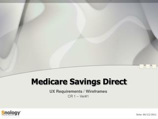 Medicare Savings Direct