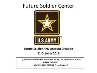 Future Soldier Center