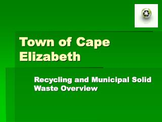 Town of Cape Elizabeth