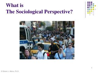 benefits of the sociological perspective The sociological perspective:society affects what we do introduction to sociology social sciences sociology  benefits of sociological perspective.