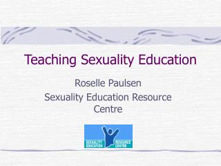Teaching Sexuality Education