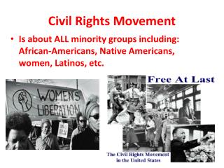 Civil Rights Movement