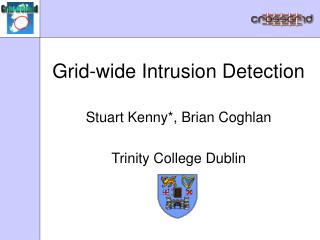 Grid-wide Intrusion Detection