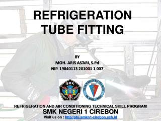 REFRIGERATION  TUBE FITTING