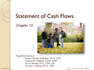 Chapter 13  Part 2 - Current Liabilities