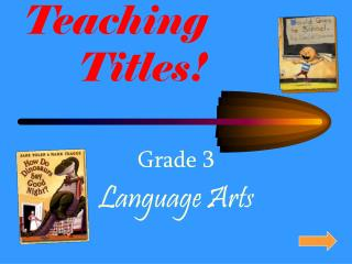 Teaching Titles!