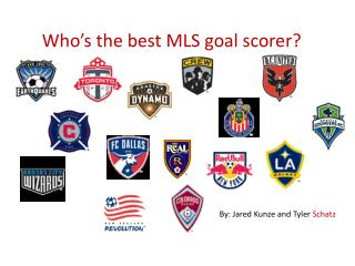 Who's the best MLS goal scorer?