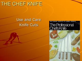 THE CHEF KNIFE