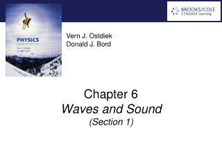 Chapter 6 Waves and Sound (Section 1)