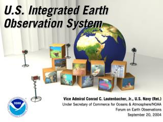 U.S. Integrated Earth Observation System