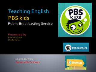 English for Kids Games with TV shows