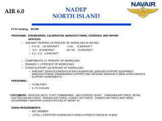 NADEP  NORTH ISLAND