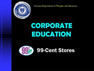 CORPORATE    EDUCATION