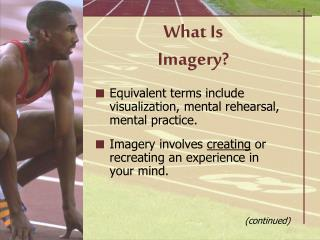 What Is Imagery?