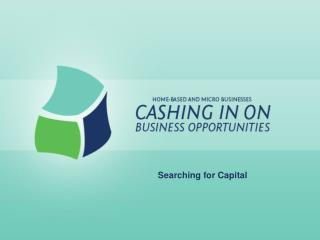 Searching for Capital