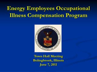 Energy Employees Occupational  Illness Compensation Program