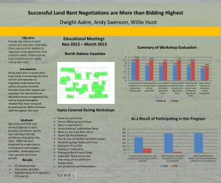 Successful Land Rent Negotiations are More than Bidding  H ighest