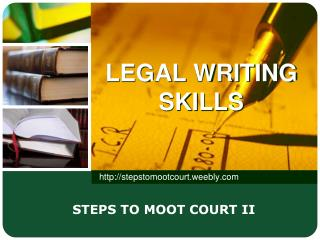 LEGAL WRITING SKILLS
