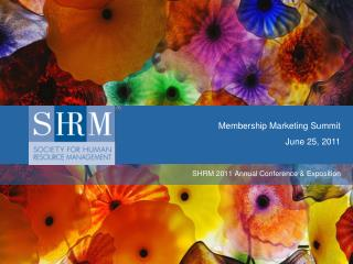 SHRM 2011 Annual Conference & Exposition
