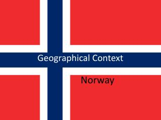 Geographical Context