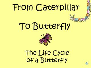 From Caterpillar