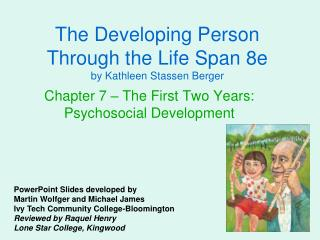 Ppt Test Bank For Developing Person Through The Life Span 10th