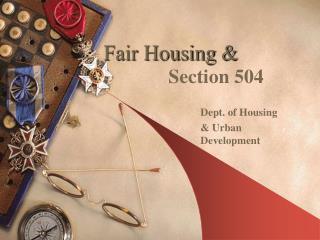 Fair Housing &