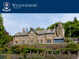 Developments in the Year 10/11 Curriculum at Windermere
