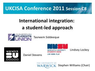 International integration:  a student-led approach