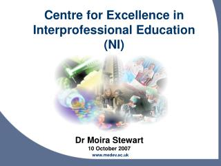 Centre for Excellence in Interprofessional Education (NI)
