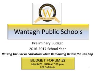Wantagh Public Schools
