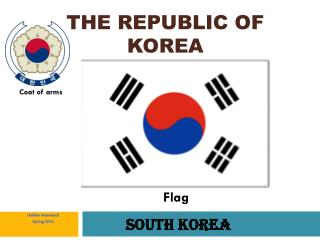 The Republic of Korea