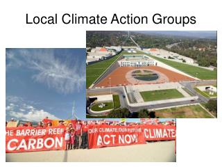 Local Climate Action Groups