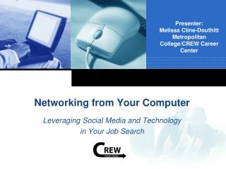 Networking from Your Computer