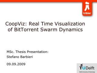 CoopViz: Real Time Visualization of BitTorrent Swarm Dynamics