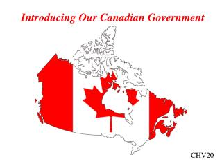 Introducing Our Canadian Government