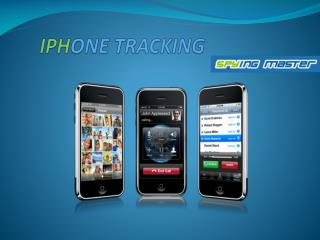 Iphone Tracking