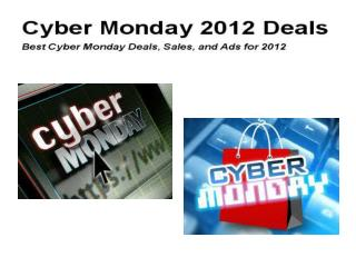 Tips for Getting Fabulous Cyber Monday Shopping Deals