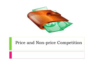 Price and Non-price Competition