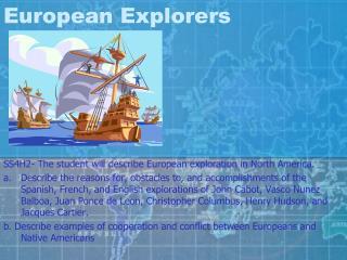 European Explorers