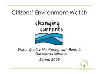 Citizens' Environment Watch