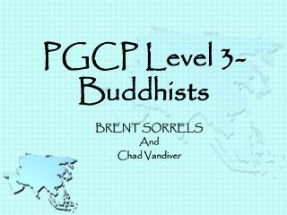 PGCP Level 3-Buddhists