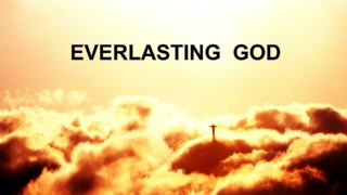 Everlasting God  Strength will rise as we wait upon the Lord We will wait upon the Lord We will wait upon the Lord