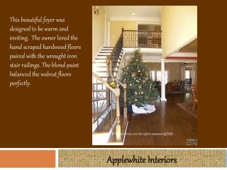 Applewhite  Interiors