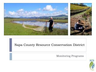 Napa County Resource Conservation District