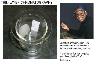THIN-LAYER CHROMATOGRAPHY