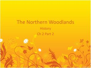 The  Northern Woodlands