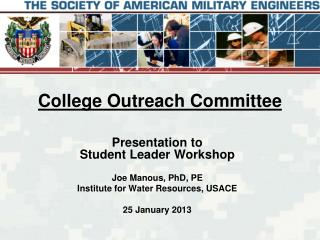 College Outreach Committee