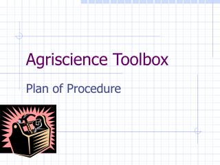 Agriscience Toolbox