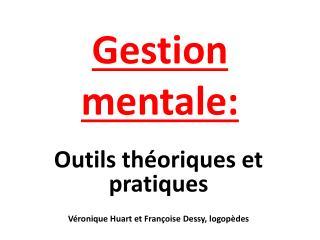 Gestion mentale: